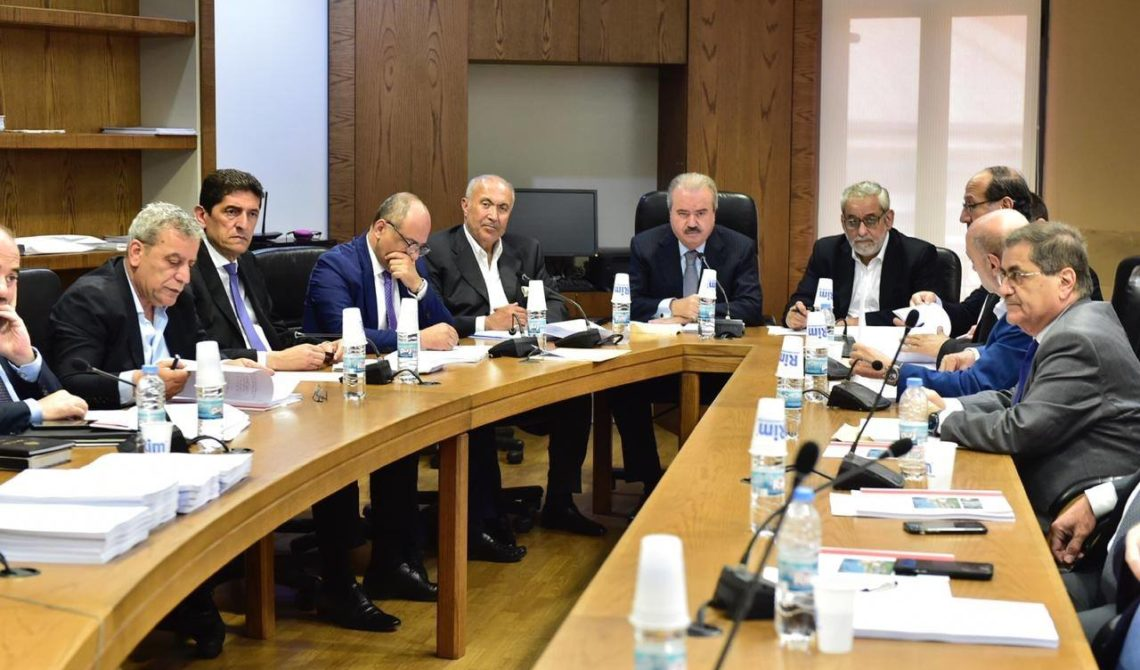 فؤاد مخزومي خلال لجنة الخارجية والمغتربين