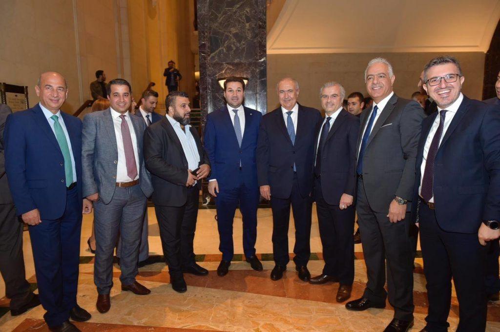 حفل إطلاق مجلس أمناء نقابة المعلوماتية والتكنولوجيا