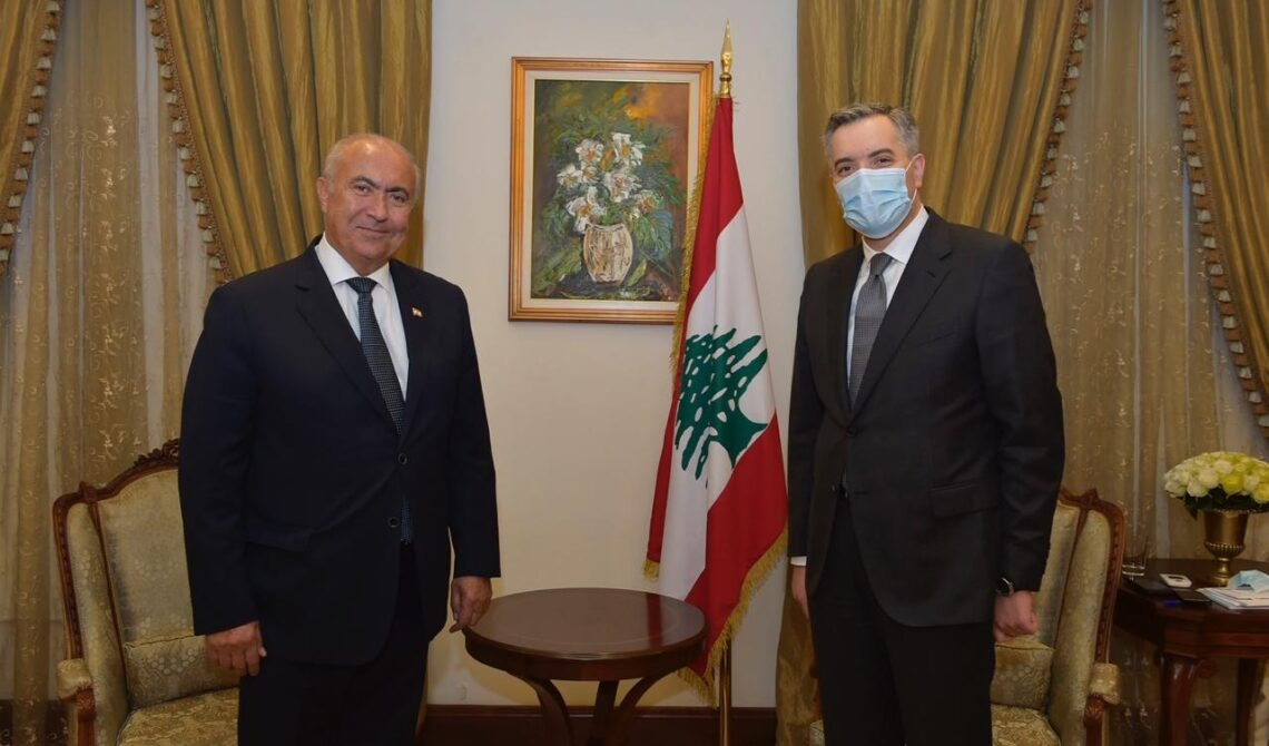 فؤاد مخزومي و مصطفى أديب